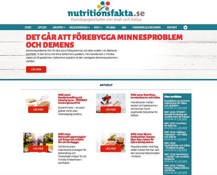 Nutritionsfakta.se