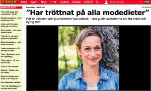 Kajsa Asp Trött på modedieter